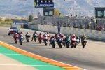 MotoGP-Start in Aragon 1