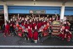 Scott Redding und Chaz Davies mit dem Ducati-Team