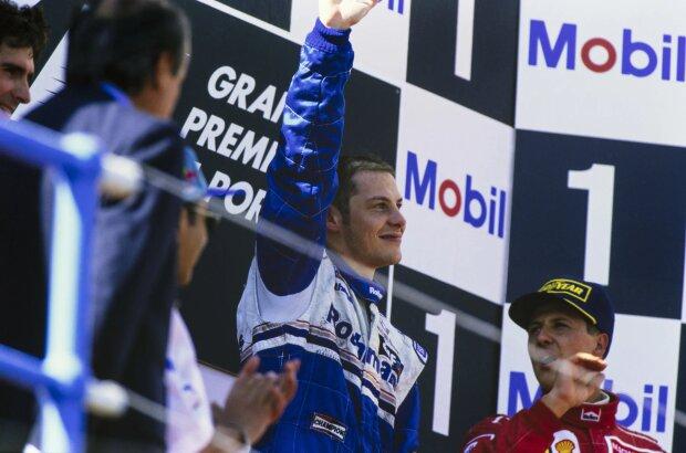 Jacques Villeneuve Michael Schumacher  ~Jacques Villeneuve und Michael Schumacher ~