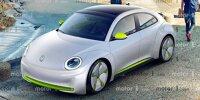 VW ID.Beetle Rendering