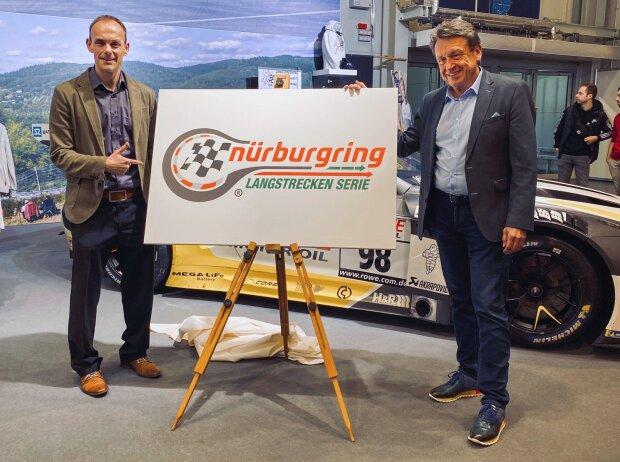 Christian Stephani, Ralph-Gerald Schlüter, VLN, Nürburgring Langstrecken-Serie