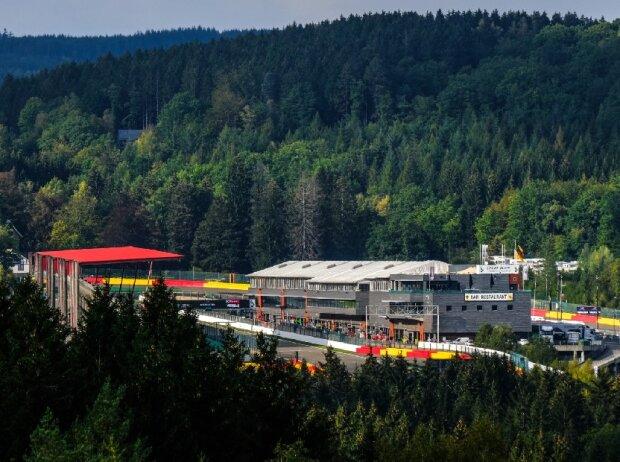 Circuit de Spa-Francorchamps, Panorama