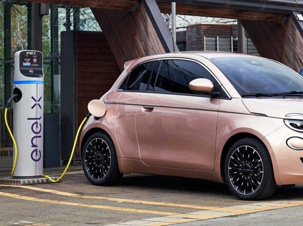 Fiat 500 Elektro 3+1