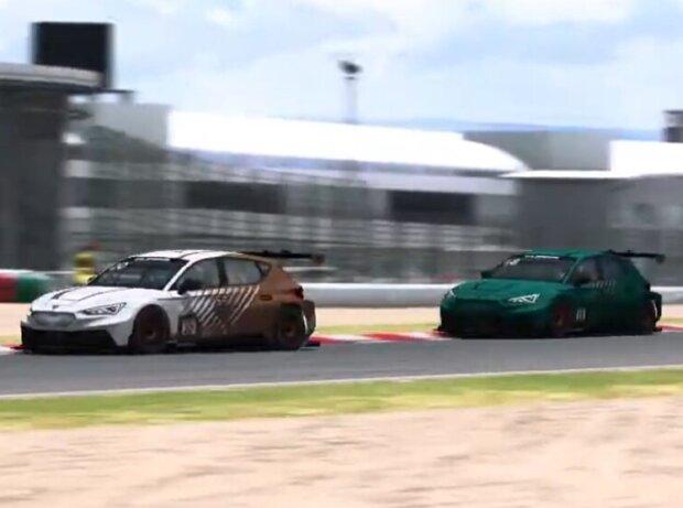 CUPRA E-Racing