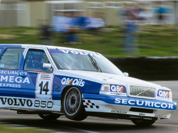 Volvo 850 Racing, BTCC, Jan Lammers, 1994