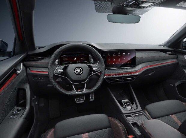 Skoda Octavia RS Innenraum