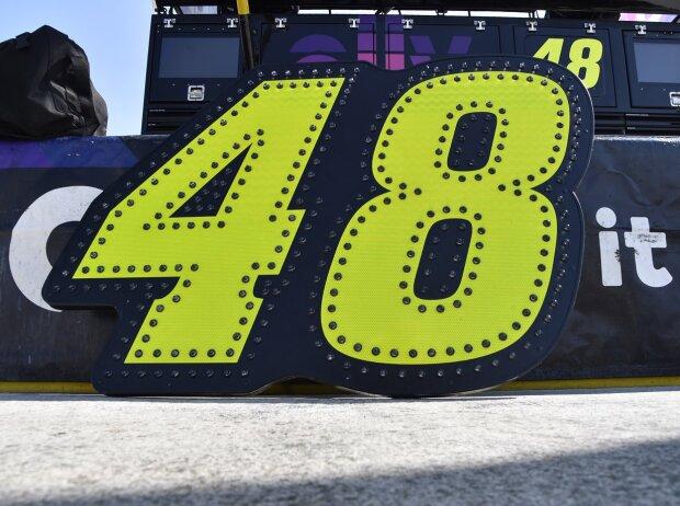 Startnummer 48 von Hendrick Motorsports