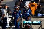 Carlos Sainz (McLaren) und Lando Norris (McLaren)