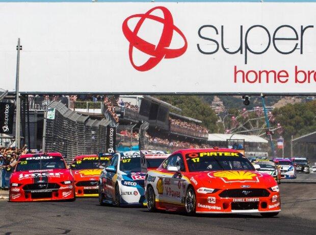 Adelaide 500, Supercars Australia, Start