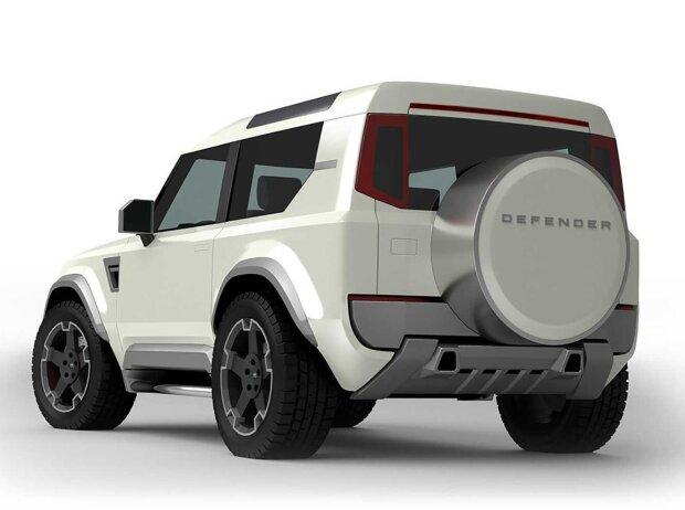 Land Rover Baby-Defender (Rendering)