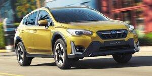 Subaru XV: News, Gerüchte, Tests