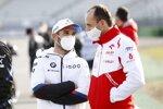 Timo Glock (RMG-BMW) und Robert Kubica (ART)