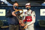 Gerhard Berger und Rene Rast (Rosberg-Audi)