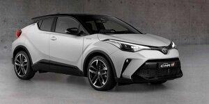 Toyota C-HR: News, Gerüchte, Tests