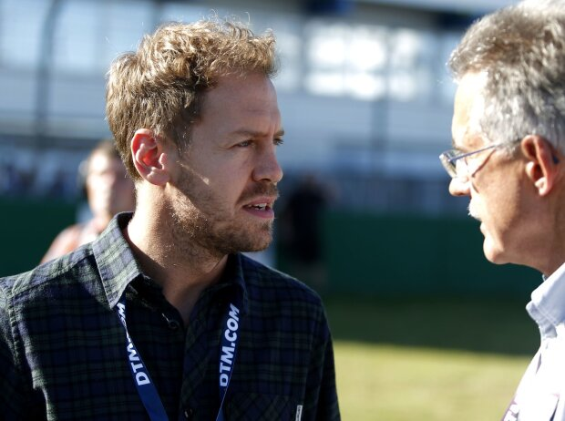 Mario Theissen, Sebastian Vettel