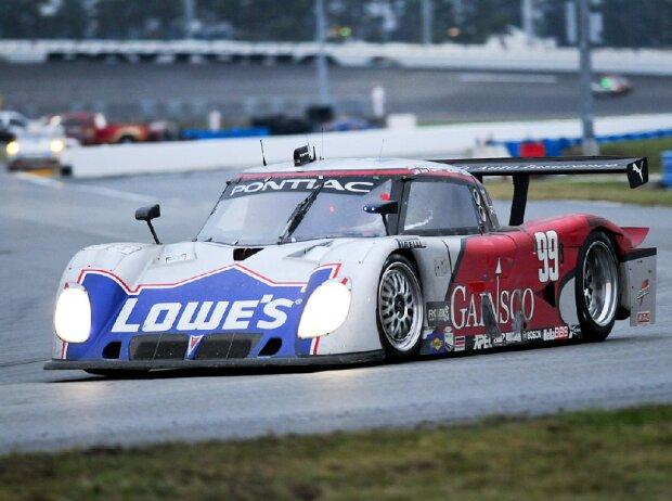 Jimmie Johnson bei den 24h Daytona 2008