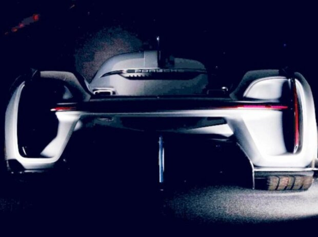 Porsche teases car that was never made