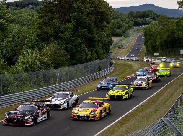 NLS/VLN auf der Nürburgring-Nordschleife