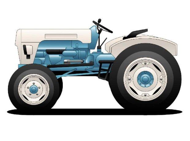 Lamborghini-Traktoren