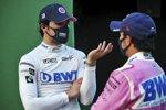 Lance Stroll (Racing Point) und Sergio Perez (Racing Point)