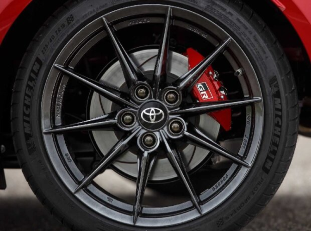 Toyota GR Yaris (2021)
