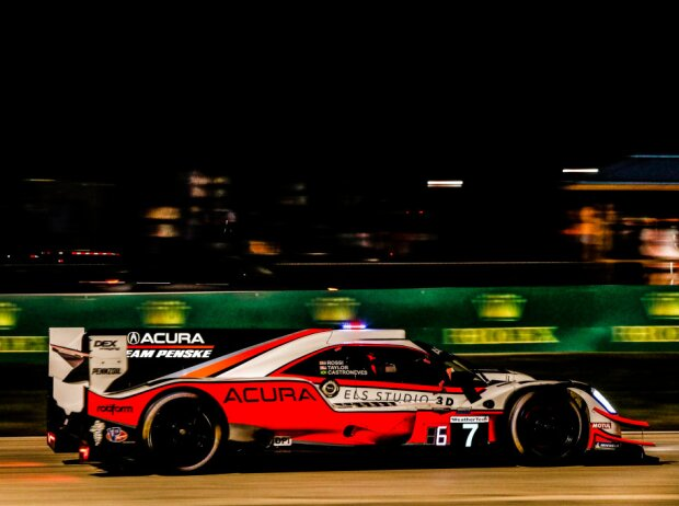 Helio Castroneves, Ricky Taylor, Alexander Rossi