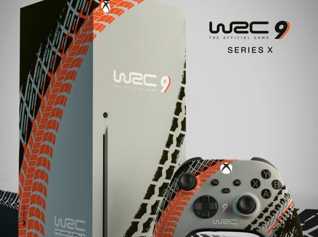 WRC 9 Xbox Series X