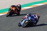 Alex Rins (Suzuki) und Brad Binder (KTM)