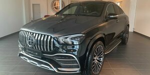 Mercedes-Benz GLE: News, Gerüchte, Tests