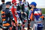 Brad Binder (KTM) und Miguel Oliveira (Tech 3)