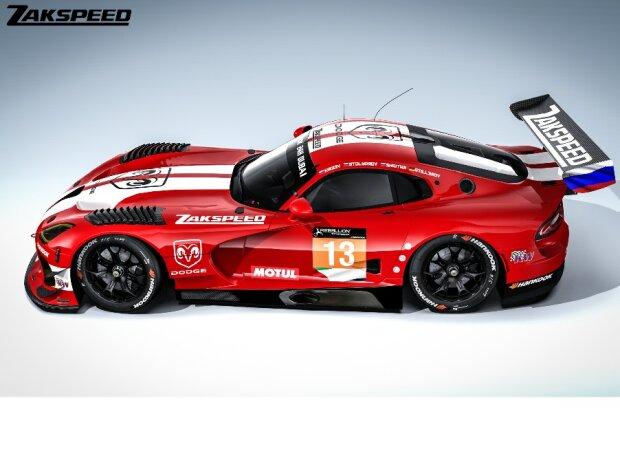Zakspeed, Chrysler Viper GT3-R