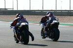 Mika Kallio und Miguel Oliveira (Tech 3)