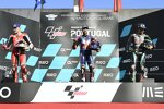 Miguel Oliveira (Tech 3), Jack Miller (Pramac) und Franco Morbidelli (Petronas)