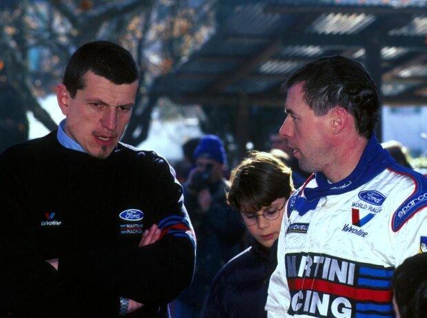 Günther Steiner & Colin McRae