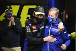 Valentino Rossi und Lin Jarvis