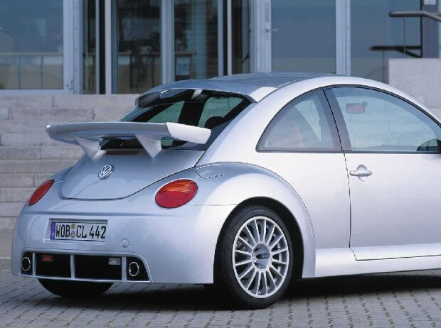 VW New Beetle (1997-2010)