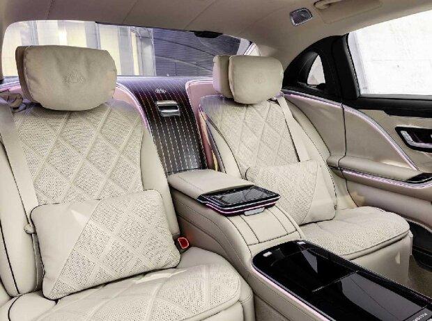 Mercedes-Maybach S-Klasse (2021)
