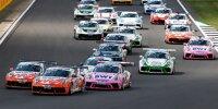Porsche-Supercup 2020, Start