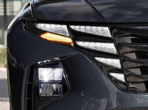 Hyundai Tucson (2021) auf neuen Fotos