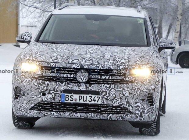 Volkswagen SMV Erlkönigbilder