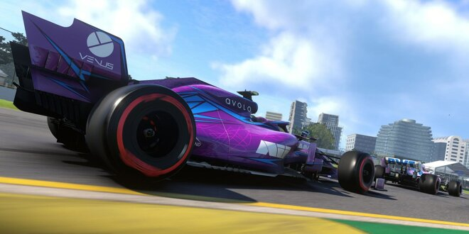 F1 2020 Demoversion Zum Formel 1 Game Verfugbar