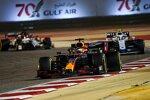 Max Verstappen (Red Bull) und Nicholas Latifi (Williams)