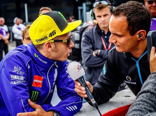 Valentino Rossi, Alex Hofmann