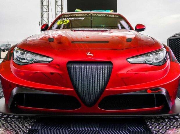 Alfa Romeo Giulia Furia Rossa by Romeo Ferraris