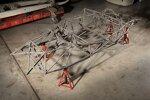 Mercedes Flügeltürer - eine meisterliche Restaurierung