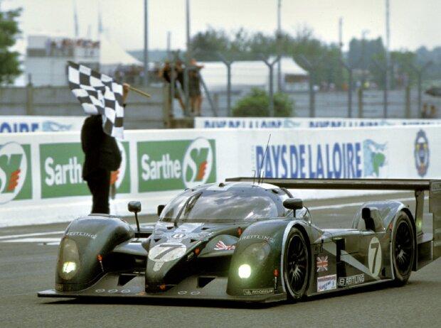 Bentley Speed 8 Le Mans 2003 Kristensen Capello Smith