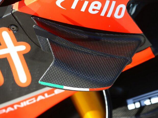 Ducati Panigale V4R Winglets