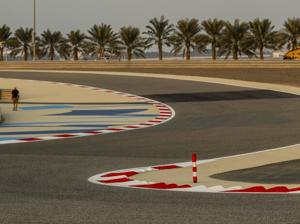 Bahrain International Circuit, Außenkurs, Outer Loop
