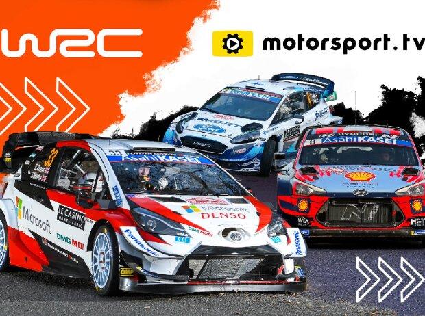 WRC-Kanal auf Motorsport.tv