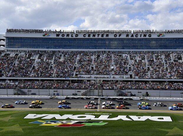 Start zum Daytona 500 der NASCAR Cup-Saison 2019